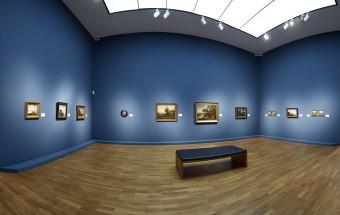 Exposition Les Collections en mouvement, photo: Christof Weber
