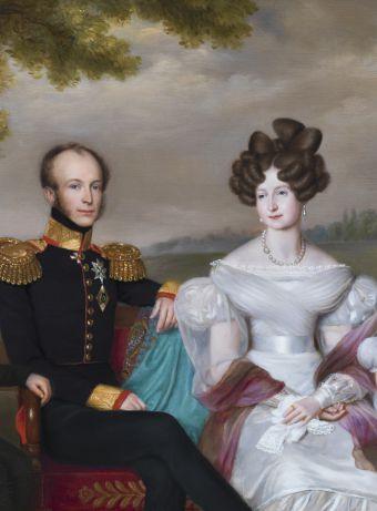 Jean-Baptiste van der Hulst (1790-1862)