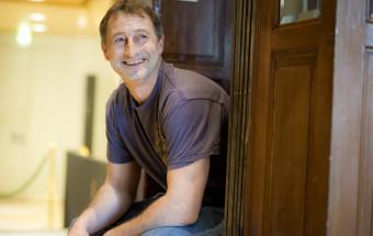 Claude Welter, photo David Laurent
