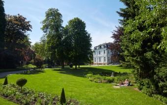 Villa Vauban et son parc