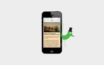 Neue App im Rahmen der Ausstellung Bilder einer heilen Welt