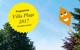 Villa Plage 2017!