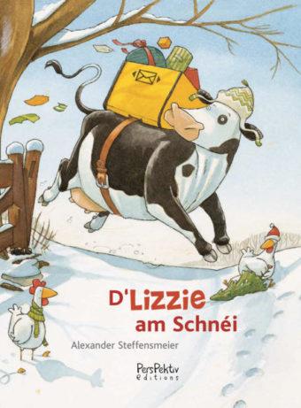 """Eng Liesung fir Kanner: """"D'Lizzie am Schnéi"""""""