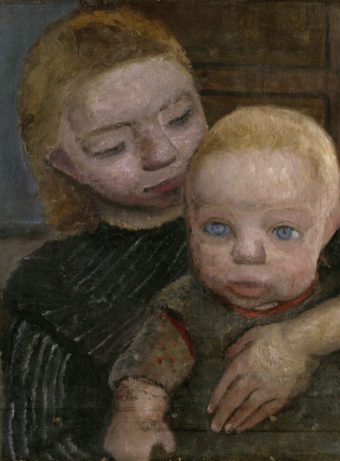 Visite guidée parents/bébés  - Paula Modersohn-Becker & À perte de vue