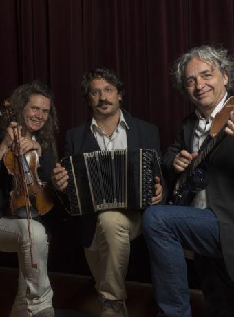 Klassik am Park: Lecuit Spiridigliozzi Tordini Trio