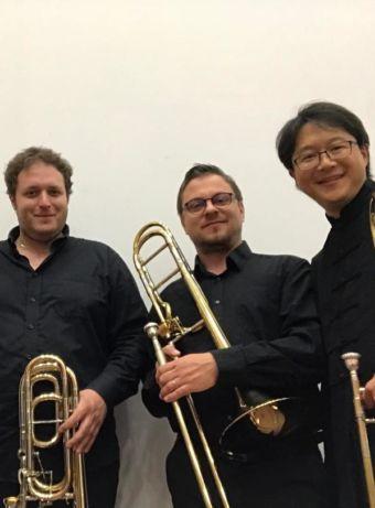 Klassik am Park: Les trombones de l'orchestre philharmonique du Luxembourg