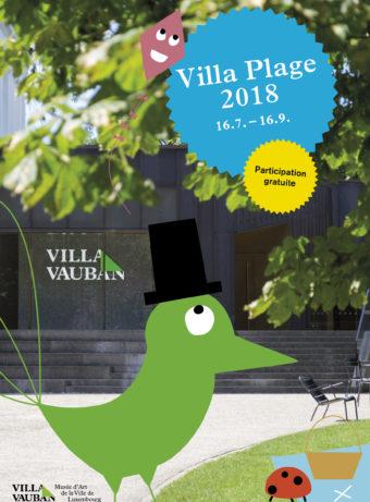 Villa Plage 2018